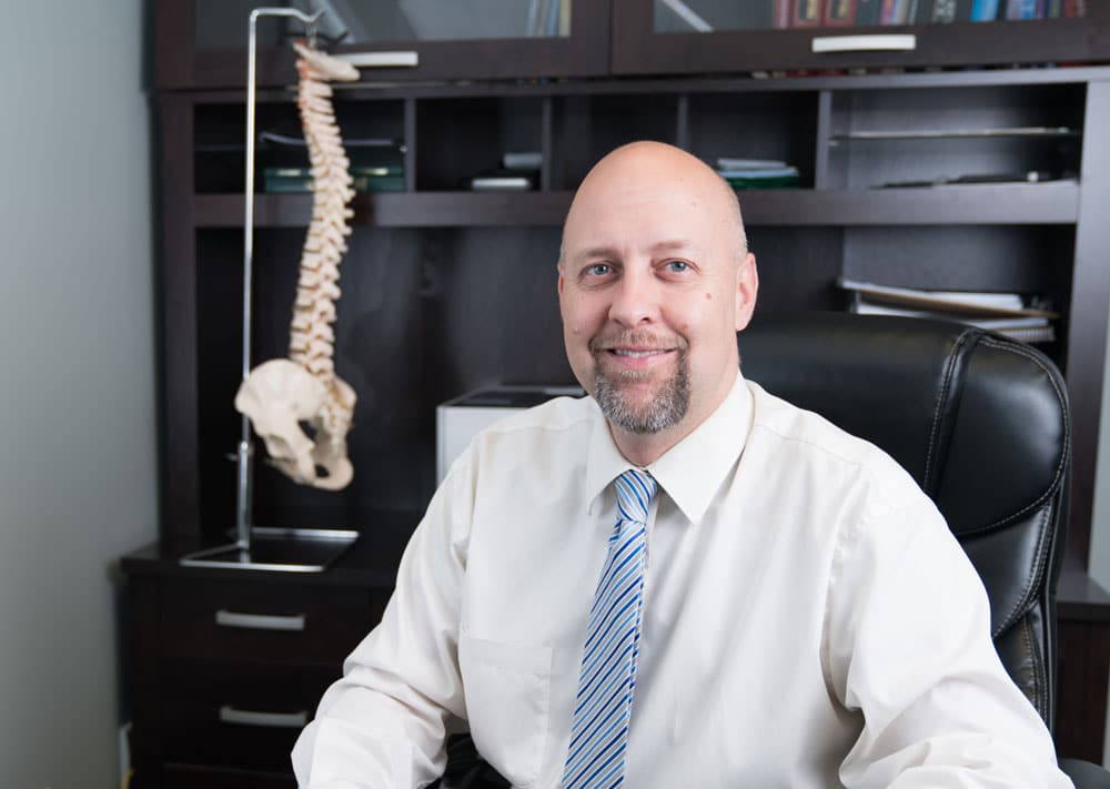 Chiropractor Lake Orion MI Christopher Bennett